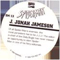 Marvel Comics - Toybiz > Spiderman SM-13-J.-Jonah-Jameson-(back).