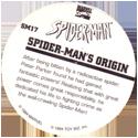 Marvel Comics - Toybiz > Spiderman SM-17-Spider-man's-Origin-(back).
