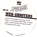 Marvel Comics - Toybiz > Spiderman SM-20-Web-Shooters-(back).
