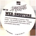 Marvel Comics - Toybiz > Spiderman SM-20-Web-Shooters-(back).