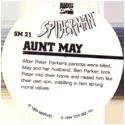 Marvel Comics - Toybiz > Spiderman SM-21-Aunt-May-(back).