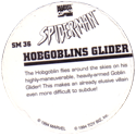 Marvel Comics - Toybiz > Spiderman SM-36-Hobgoblins-Glider-(back).