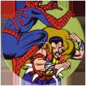 Marvel Comics - Toybiz > Spiderman SM-43-Spider-man-Vs.-Kraven-(with-thumbtab).