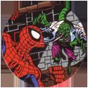 Marvel Comics - Toybiz > Spiderman SM-45-Spider-man-Vs.-Lizard-(with-thumbtab).