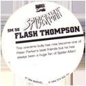Marvel Comics - Toybiz > Spiderman SM-50-Flash-Thompson-(back).