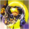 Marvel Comics - Toybiz > X-Men (Skull back) SXM-03-Wolverine.