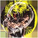 Marvel Comics - Toybiz > X-Men (Skull back) SXM-04-Sabretooth.