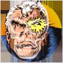Marvel Comics - Toybiz > X-Men (Skull back) SXM-05-Cable.