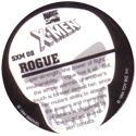 Marvel Comics - Toybiz > X-Men (Skull back) SXM-08-Rogue-(back).