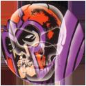 Marvel Comics - Toybiz > X-Men (Skull back) SXM-11-Magneto.
