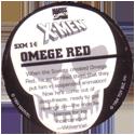 Marvel Comics - Toybiz > X-Men (Skull back) SXM-14-Omega-Red-(back).