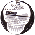 Marvel Comics - Toybiz > X-Men (Skull back) SXM-17-Bishop-(back).