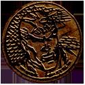 Marvel Comics - Toybiz > X-Men (Skull back) Slammer.