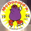 McDonalds > California 94 04.