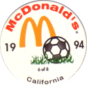 McDonalds > California 94 06.