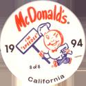 McDonalds > California 94 08.