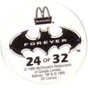 McDonalds > Batman Forever Back.