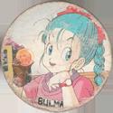 Merlin Magicaps > Dragonball 35-Bulma.