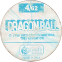 Merlin Magicaps > Dragonball Back.