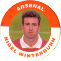 Merlin Magicaps > Premier League 95 004-Arsenal---Nigel-Winterburn.
