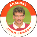 Merlin Magicaps > Premier League 95 006-Arsenal-John-Jensen.