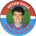Merlin Magicaps > Premier League 95 020-Aston-Villa-Dean-Saunders.