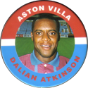 Merlin Magicaps > Premier League 95 021-Aston-Villa-Dalian-Atkinson.