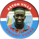 Merlin Magicaps > Premier League 95 022-Aston-Villa-Dwight-Yorke.