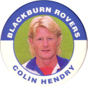 Merlin Magicaps > Premier League 95 027-Blackburn-Rovers---Colin-Hendry.