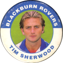 Merlin Magicaps > Premier League 95 030-Blackburn-Rovers-Tim-Sherwood.