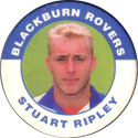 Merlin Magicaps > Premier League 95 033-Blackburn-Rovers-Stuart-Ripley.