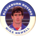 Merlin Magicaps > Premier League 95 034-Blackburn-Rovers---Mike-Newell.
