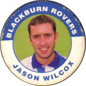 Merlin Magicaps > Premier League 95 035-Blackburn-Rovers-Jason-Wilcox.