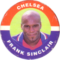 Merlin Magicaps > Premier League 95 041-Chelsea---Frank-Sinclair.