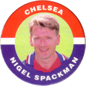 Merlin Magicaps > Premier League 95 044-Chelsea---Nigel-Spackman.