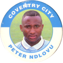 Merlin Magicaps > Premier League 95 058-Coventry-City---Peter-Ndlovu.