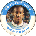 Merlin Magicaps > Premier League 95 060-Coventry-City-Dion-Dublin.