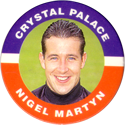 Merlin Magicaps > Premier League 95 062-Crystal-Palace---Nigel-Martyn.