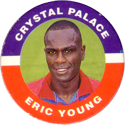 Merlin Magicaps > Premier League 95 064-Crystal-Palace---Eric-Young.