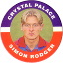 Merlin Magicaps > Premier League 95 066-Crystal-Palace---Simon-Rodger.