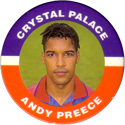 Merlin Magicaps > Premier League 95 070-Crystal-Palace---Andy-Preece.