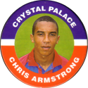 Merlin Magicaps > Premier League 95 071-Crystal-Palace-Chris-Armstrong.