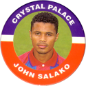 Merlin Magicaps > Premier League 95 072-Crystal-Palace---John-Salako.