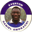 Merlin Magicaps > Premier League 95 084-Everton-Daniel-Amokachi.