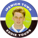 Merlin Magicaps > Premier League 95 090-Ipswich-Town---Eddie-Youds.