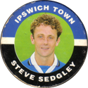 Merlin Magicaps > Premier League 95 094-Ipswich-Town-Steve-Sedgley.