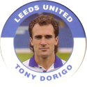 Merlin Magicaps > Premier League 95 099-Leeds-United---Tony-Dorigo.