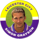 Merlin Magicaps > Premier League 95 111-Leicester-City---Simon-Grayson.