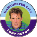 Merlin Magicaps > Premier League 95 134-Manchester-City-Tony-Coton.