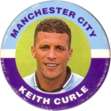 Merlin Magicaps > Premier League 95 136-Manchester-City---Keith-Curle.